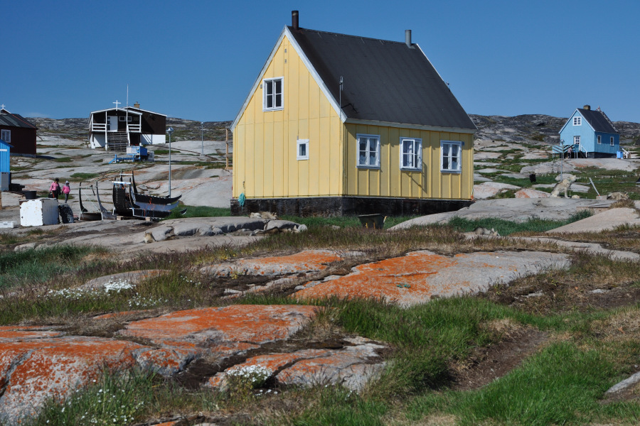 Rodebay Excursion In Greenland To Visit A Local