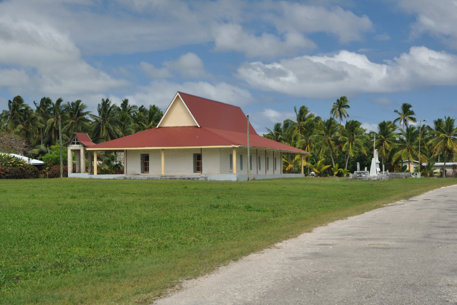 Niue information - where to sleep - how to move around and ...