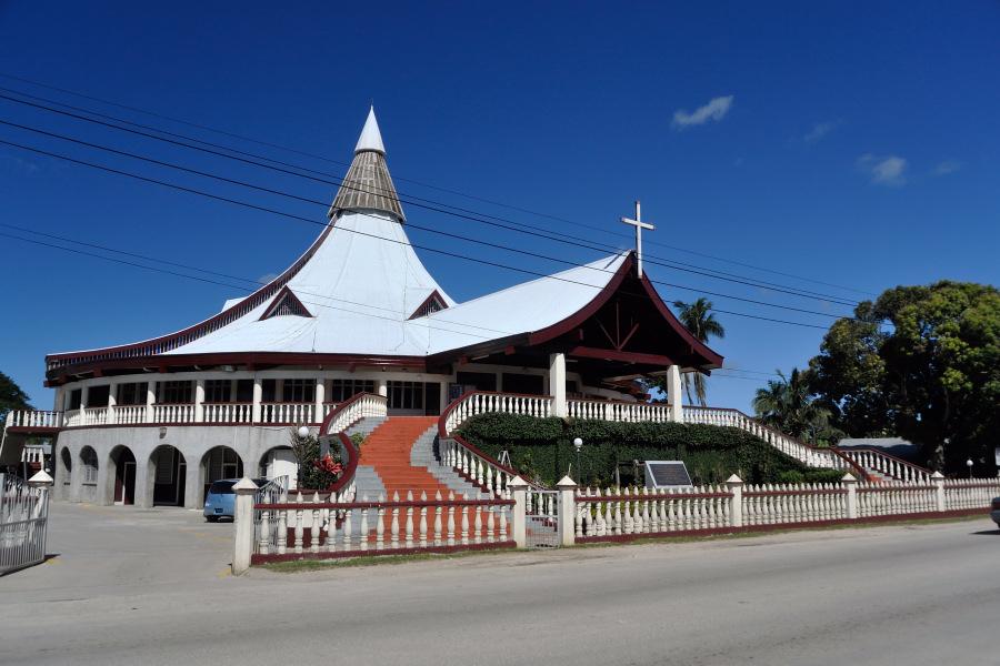 Nuku Alofa Pictures From Our Trip To Tongatapu Island