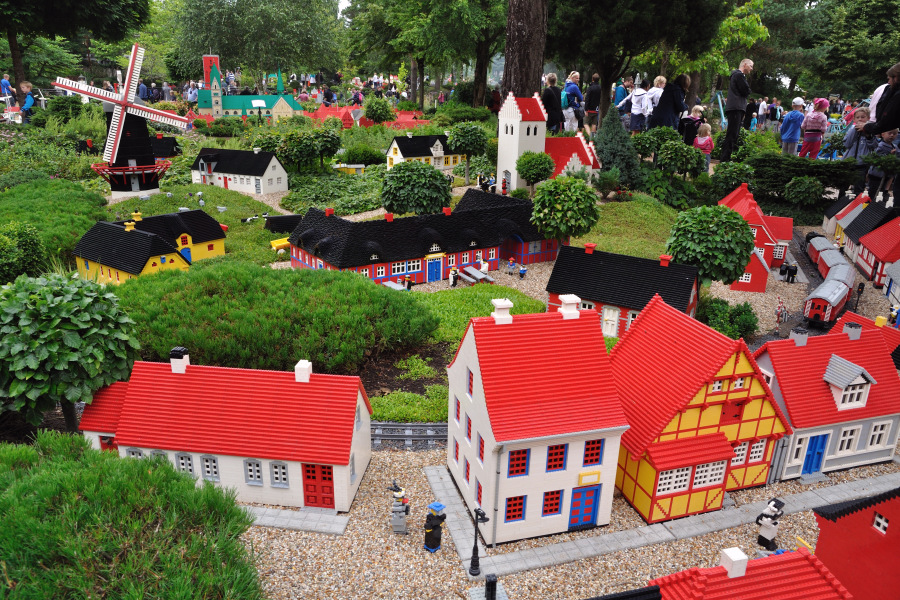 legoland denmark packages