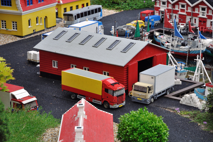 Day tour to Legoland from Copenhagen at the famous Lego