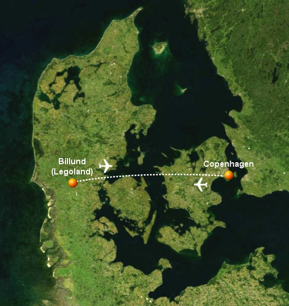 Trip To Denmark With Sightseeing In Copenhagen And Day