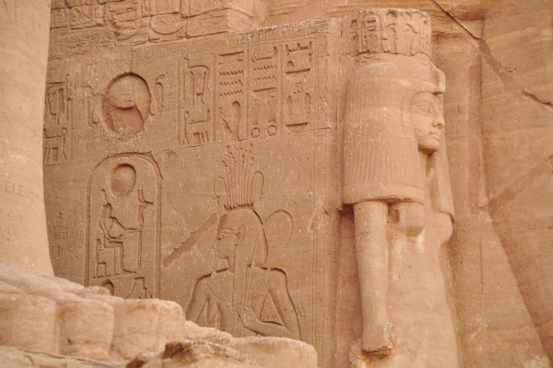 Day Tour To Abu Simbel In Egypt To Visit Ramesses Ii And