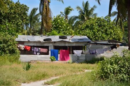 Kiritimati Christmas Island Towns And Life Of The Island