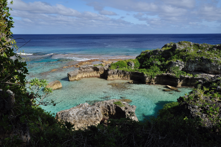 Trip To Niue An Amazing Coralline Atoll In The South