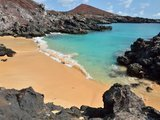 Beaches on Ascension Island