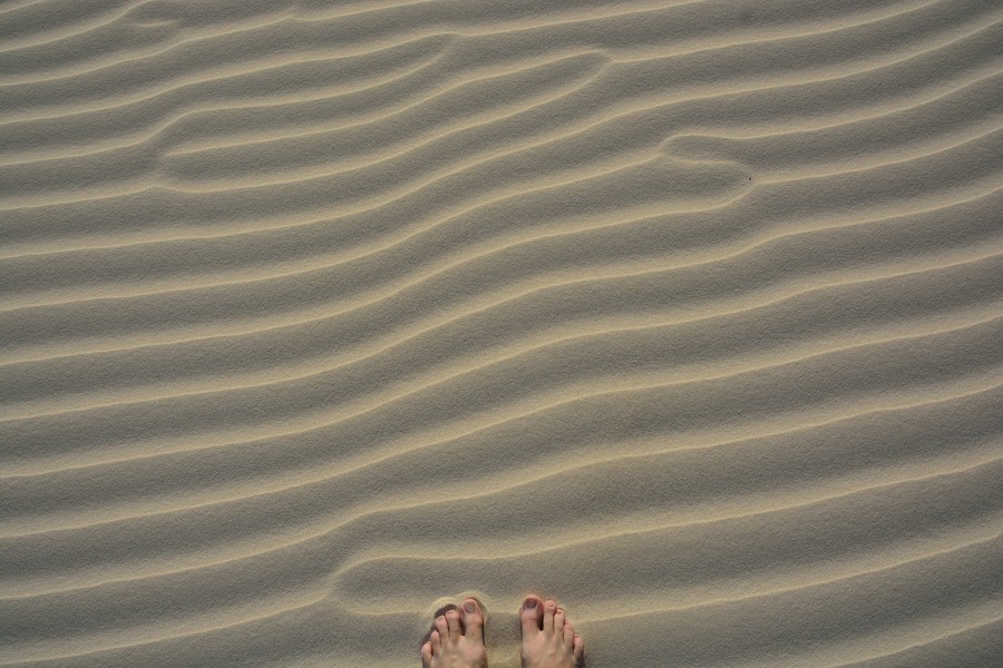 walkthroughs really sand